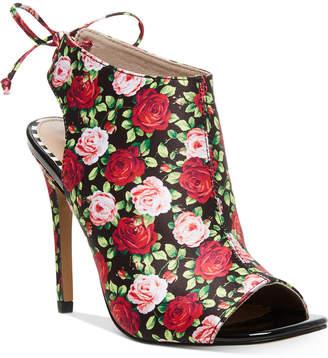 Betsey Johnson Rexie Stiletto Shooties Women Shoes