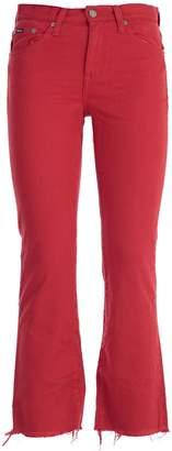 Polo Ralph Lauren Chrystie Kick Flare Crop Jeans