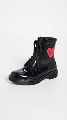 Moschino Heart Boots
