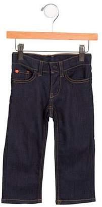 Kenzo Girls' Straight-Leg Jeans w/ Tags