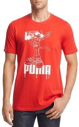 Puma Super Flock Graphic Tee