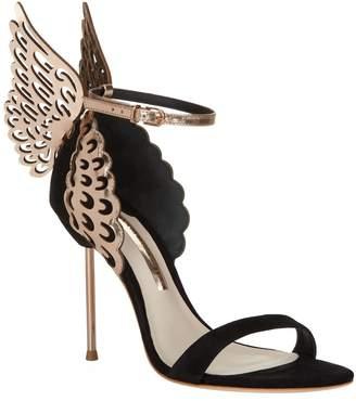 Sophia Webster Evangeline Rose Gold Sandal