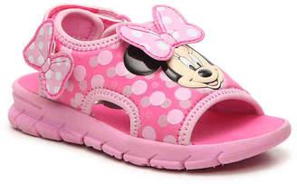 Disney Minnie Toddler Sandal - Girl's