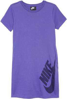 Nike Sportswear Logo Shirtdress