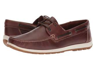 Ecco Dip Moc Boat Men's Moccasin Shoes