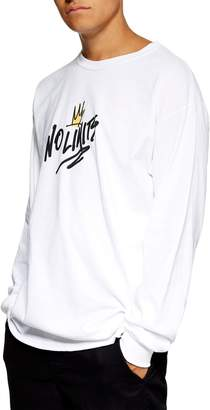 Topman No Limits Graphic T-Shirt