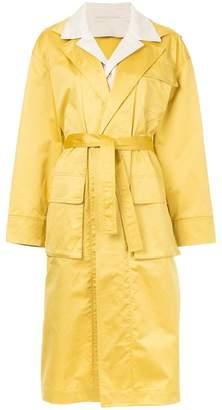 Nehera Cay garbadine coat