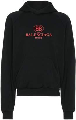 Balenciaga Black BB Mode hoodie