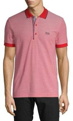 HUGO BOSS Paule Cotton Polo