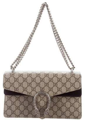 Gucci Small Dionysus GG Shoulder Bag