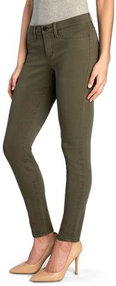 Women's Rock & Republic® Kashmiere Green Skinny Pants $88 thestylecure.com