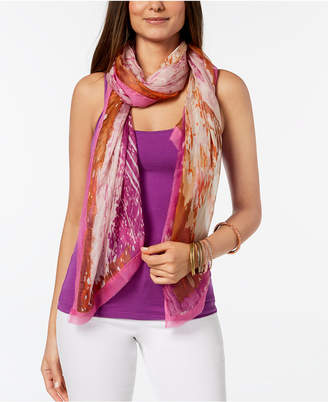 Cejon Summer Splash Oversized Scarf & Cover-Up