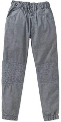Blac Label Boys Chambray Cargo Jogger Pants