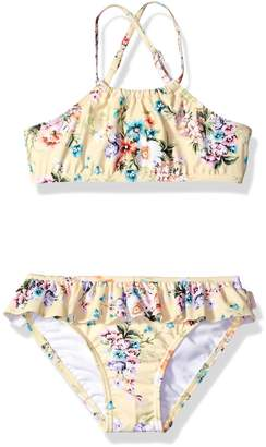 Seafolly Little Girls' Swan Lake Tankini