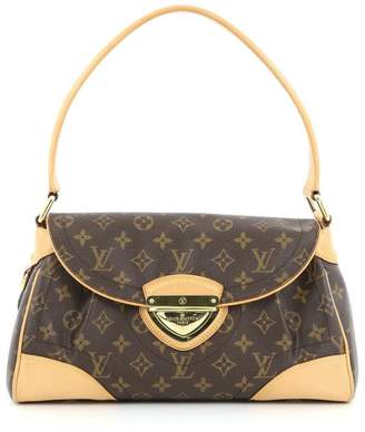 Louis Vuitton Beverly Monogram MM Brown