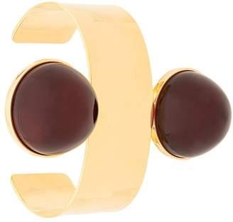 ce6b384742d Wide Gold Cuff Bracelet - ShopStyle Australia