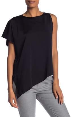 Wolford Kim Sleeveless Flutter Shirt