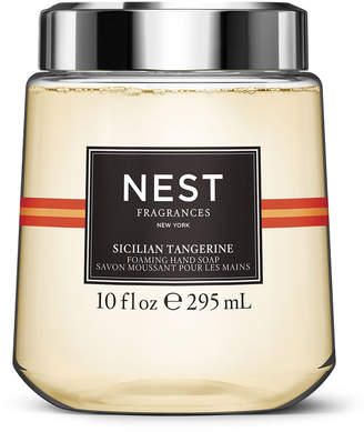 Simplehuman NEST Fragrances Sicilian Tangerine Foaming Hand Wash Cartridge for Sensor Pump 10 oz./ 296 mL