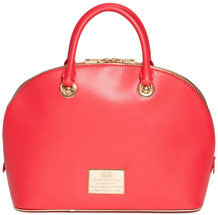 Love Moschino LOVE Moschino Solid Handbag