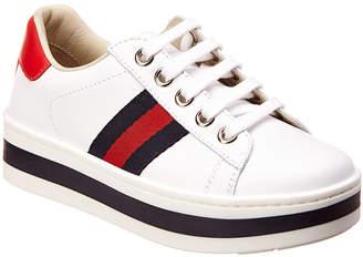 511487518b1 Gucci White Girls  Shoes - ShopStyle