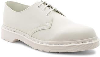 Dr. Martens 1461 Mono Shoe in White | FWRD
