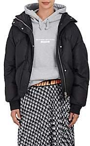IENKI IENKI Women's Tech-Fabric Oversized Jacket - Black