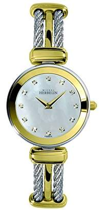 Michel Herbelin - Unisex Watch 17125/BT59