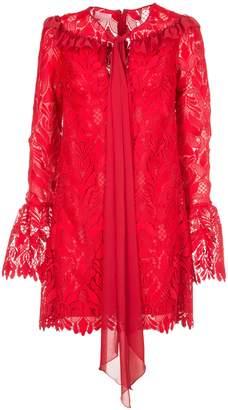 Giamba Ribbed Dress