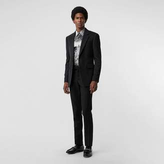 Burberry Classic Fit Cashmere Tailored Jacket
