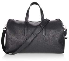 Salvatore Ferragamo Float Weekender Nero Duffle Bag