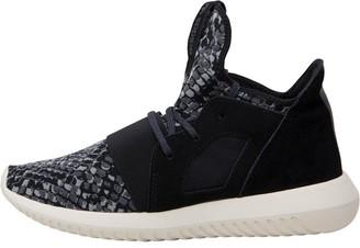 adidas Womens Tubular Defiant Trainers Core Black Core Black Chalk White 9ce2f53f3