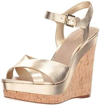 Aldo Women's Madyson Wedge Sandal