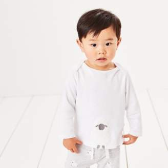 The White Company Fluffy Lamb T-Shirt