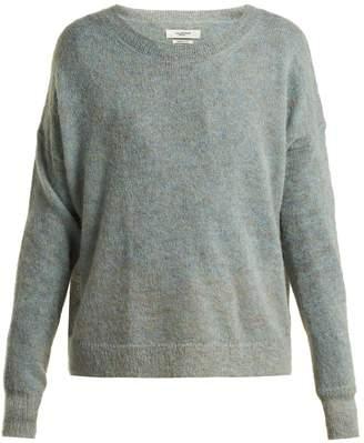 Etoile Isabel Marant Clifton mohair-blend sweater