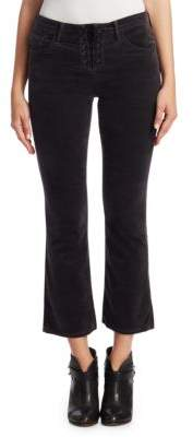 AG Jeans Jodi Flared Cropped Pants