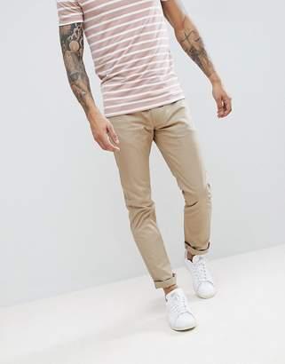 Armani Exchange J13 Slim Fit 5 Pocket Gaberdine Stretch Pants