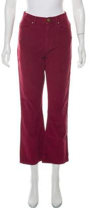 The Great High-Rise Straight-Leg Corduroy Pants w/ Tags