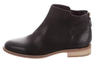 M.Gemi M. Gemi Leather Ankle Boots