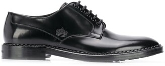 Dolce & Gabbana classic derby shoes