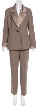 Christian Dior Crepe Pantsuit