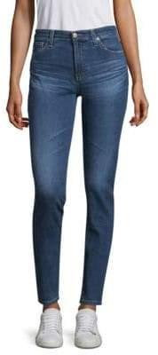 AG Jeans Prima Medium Wash Skinny Jeans