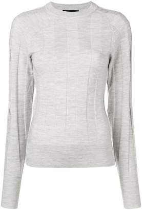 Joseph fitted knit top