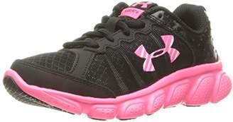Under Armour Men's Pre School Assert 6 Sneaker