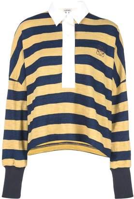 Loewe striped polo shirt