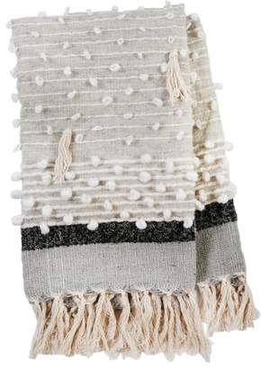 Pom Pom at Home Ziggy Woven Throw Blanket