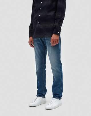 Nudie Jeans Fearless Freddie Shiny Indigo