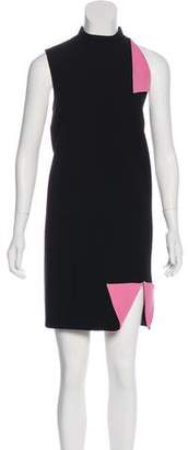 Christopher Kane Mini Wool Dress
