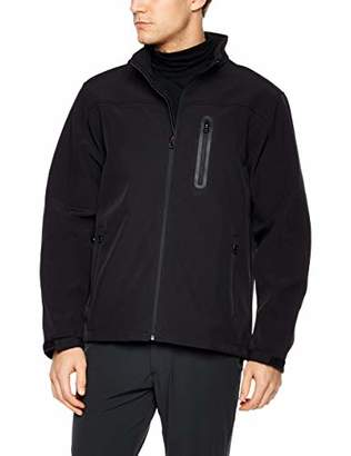 Blue Chill Men's Stand Collar Waterproof Coat Military Tactical Outdoor Jacket