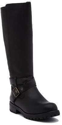 UGG Harington Leather Buckle Boot