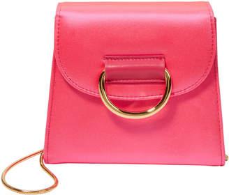 Little Liffner D Tiny Box Pink Shoulder Bag